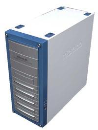 ATX MidiTower MICROLAB M4107 SILVER-BLUE ATX 350W (для P4) (в данный момент отсутствует на складе) .