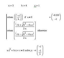 Mathcad как работать