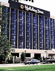 Вот такая гостиница у нас есть