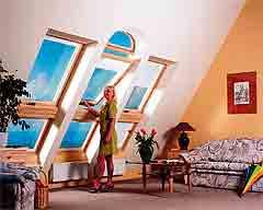 Поскольку мансардные окна можно...  Рекомендации при выборе окон для...