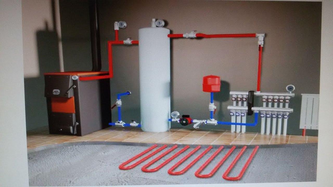 Пластиковый ключ для монтажа радиаторов