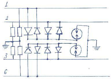 схема электрическая принципиальная ...