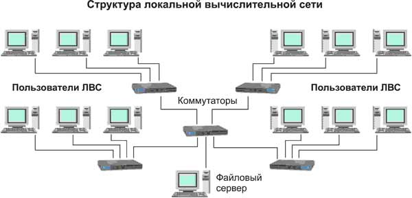 представленная структура